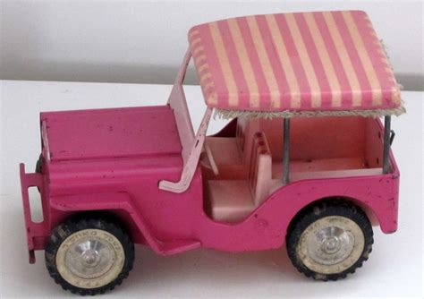pink toy jeep 24 best images about barbie 39 s toys on pinterest