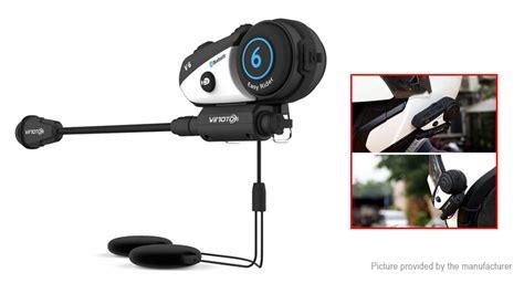 Vimoto V6 Motorcycle Helmet Bluetooth V3.0 Interphone