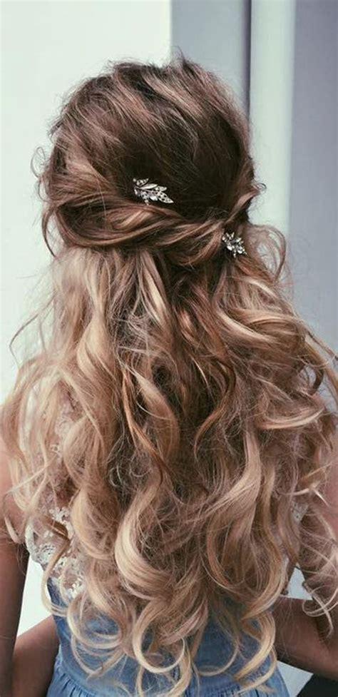 wedding hairstyles long hair ideas  pinterest