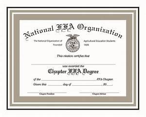 foil certificates foilcert With ffa certificate template
