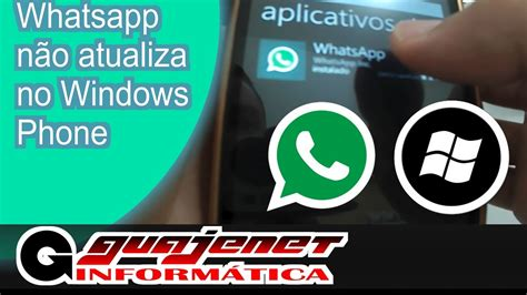 whatsapp n 227 o atualiza no windows phone nokia microsoft