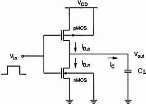 Schematic Diagram Of A Cmos Inverter