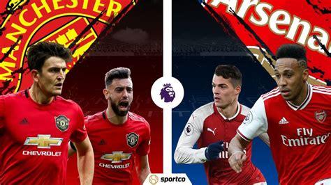 Manchester United vs Arsenal Premier League 2020/21 Preview