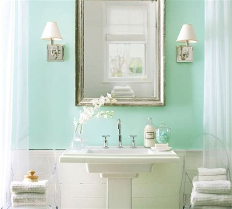 seafoam green bathroom like the colour combo for my