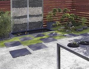 Prix Ardoise Deco Jardin : pas japonais ardoise pas japonais pinterest ~ Premium-room.com Idées de Décoration