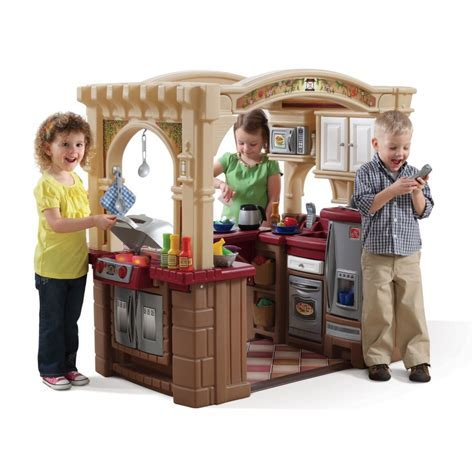 14 Cute Toy Kitchen Sets for Kids ages 2 and up!
