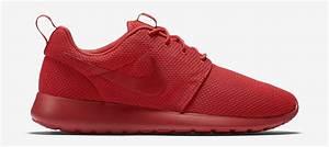 Red Nike Roshe Run - Sneaker Bar Detroit
