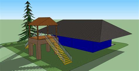 file desain rumah sketchup desruma