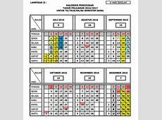 Download Kaldik Kalender Pendidikan Tahun Ajaran 2016