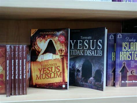 book kristologi kajian islam
