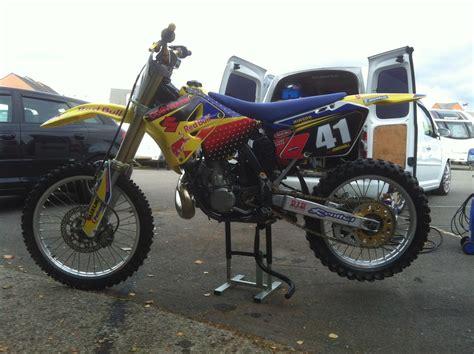 suzuki motocross bike suzuki rm250 motocross bike off road 2 stroke