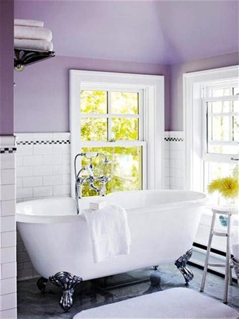 lavender and white bathroom 43 best images about bathroom ideas on pinterest chevron tile subway tile showers and