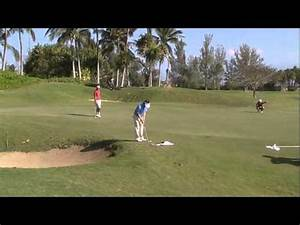 Patrick Cantlay (UCLA) plays 9th hole in Final Round of ...