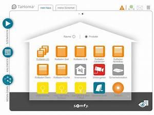 Www Somfy De : somfy tahoma premium ist ab sofort mit amazon alexa und ifttt kompatibel ~ Frokenaadalensverden.com Haus und Dekorationen