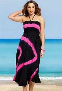 Plus Size Beach Dresses | www.pixshark.com - Images ...
