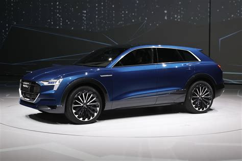 electric audi   enter production   carscoops