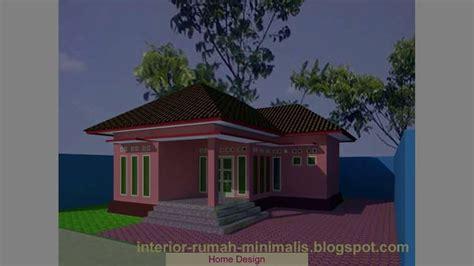 desain rumah kecil cantik youtube