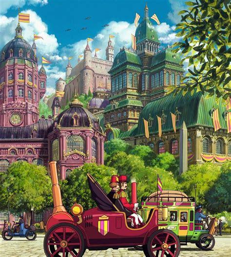I 10 Migliori Anime Dello Studio Ghibli Di Sempre хаяо миядзаки все интересное в искусстве и не только