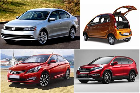 Hatchbacks, Sedans And Suvs