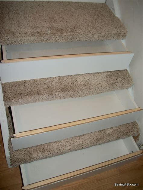 stairs drawers secret compartment drawers under stairs stashvault