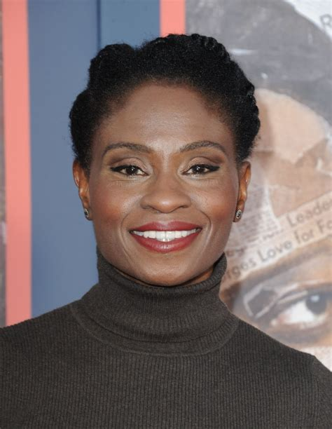 Adina Porter Arrivals For Hbo Films All The Way