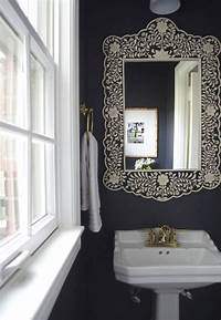 powder room mirror Why Mirrors Will Always Be Impactful in Design, Part 2 ...