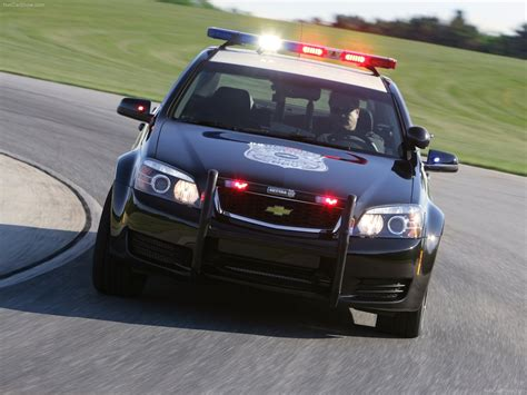 Chevrolet Caprice Police Patrol Vehicle (2011) picture #22 ...