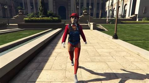 Current GTAV Online Female Outfits - YouTube