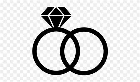 engagement ring wedding ring silhouette wedding ring