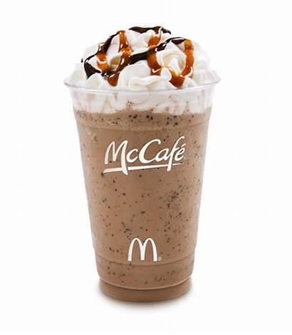 Frappe Mcdonalds Chocolate Chip Caramel Mcdonald Mccafe