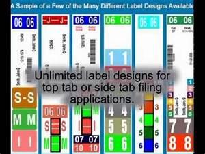 color coded file folder labels filing label print With file folder labeling system
