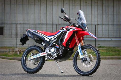 Honda Crf250rally by Honda Crf250 Rally Now Just One Step Away From Production