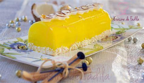 coco cuisine bûche citron coco cuisine de fadila