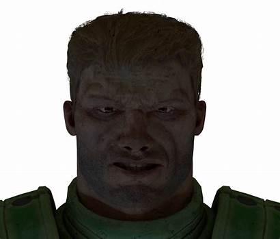 Smile Doom Guy Doomguy Psa Quake Quakechampions