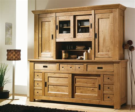 meuble buffet cuisine meuble de cuisine buffet idées de décoration intérieure