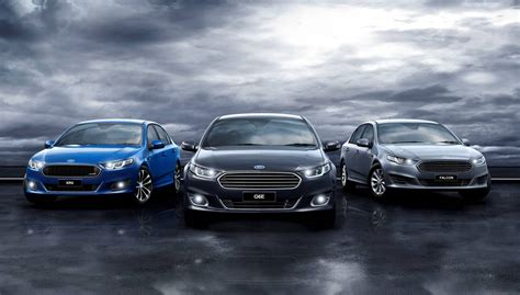 Ford Shares New Details And Photos On 2018 Falcon Facelift