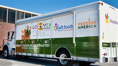 mobile food pantry mobile pantry distribution food bank of eastern michigan