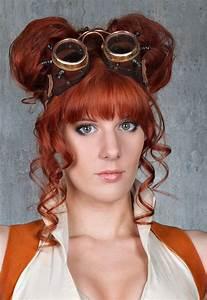 The 25 Best Steampunk Hairstyles Ideas On Pinterest