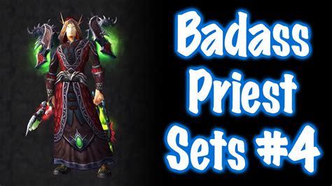 priest transmog sets warcraft badass