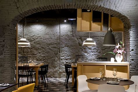 chic barcelona restaurant  adam bresnick architects