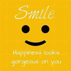 HAPPY SMILE Quotes Like Success