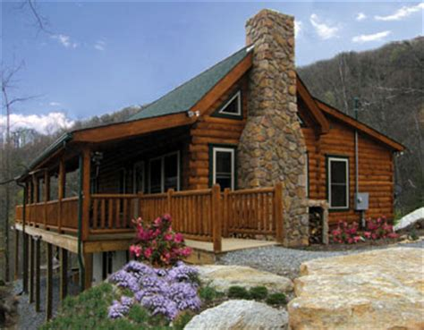 Lake Lure Log Cabin Vacation Rental