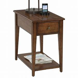 Progressive Furniture Chairsides Chairside Table With 1