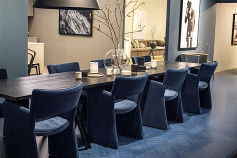 blue dining room table serve it bright 15 ways to add color to your contemporary