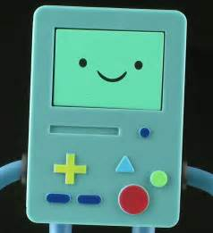 Adventure Time BMO Toy