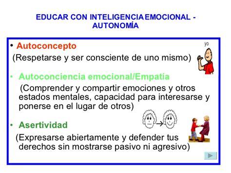 Inteligencia Emocional Relaciones Interpersonales
