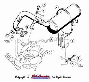Exhaust System - Fe 290