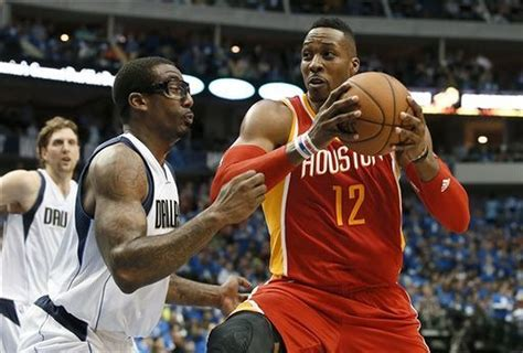 NBA Playoffs 2015: Houston Rockets vs. Dallas Mavericks ...