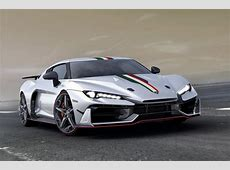 £13m Italdesign Zerouno sold out ahead of Pebble Beach