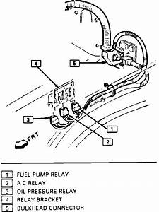 the electric fuel pump is not running in my 1986 chevy s With 1987 chevy truck fuel pump wiring diagram moreover 1987 chevy s10 fuel